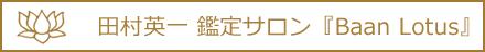 田村英一 鑑定サロン「バーンロータス」